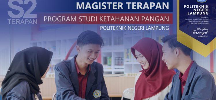 Menteri Pendidikan Dan Kebudayaan Terbitkan Izin Pembukaan Program Magister Terapan (S2 Terapan) Di Politenik Negeri Lampung